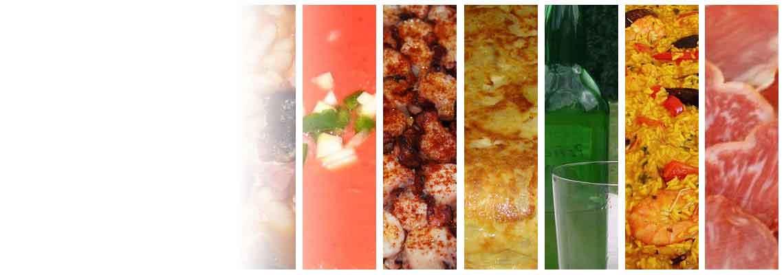 Y muchos otros productos de la gastronomía española