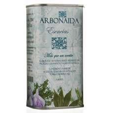 Aceite de oliva Arbonaida, Esencias Angelus