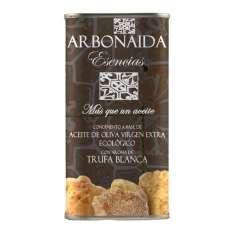Aceite de oliva Arbonaida, Esencias Trufa Blanca