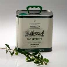 Aceite de oliva Can Companyó