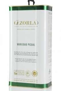 Aceite de oliva Cazorla
