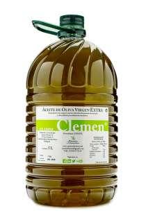 Aceite de oliva Clemen, 5 en rama