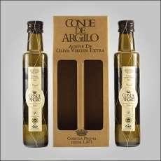 Aceite de oliva Conde de Argillo