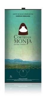 Aceite de oliva Cortijo la Monja, Claramunt Arberquina