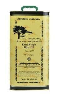 Aceite de oliva Framoliva