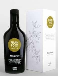 Aceite de oliva Melgarejo, Premium Frantoio