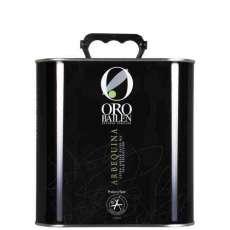 Aceite de oliva Oro Bailen, Reserva familiar, Arbequina