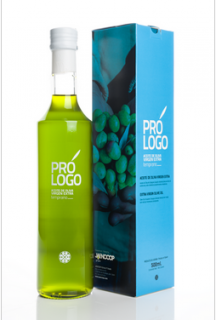 Aceite de oliva Prólogo