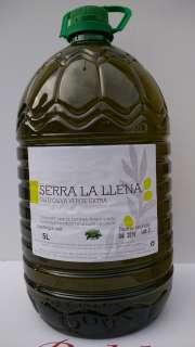 Aceite de oliva Serra la Llena