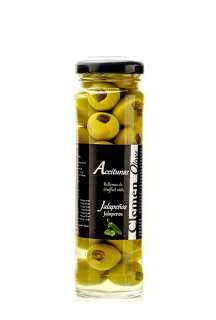 Aceitunas Clemen, Olives-Jalapeños