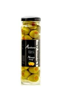Aceitunas Clemen, Olives-Naranja