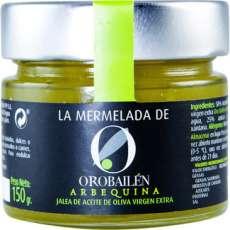 Mermelada de aceite de oliva Oro Bailen