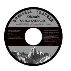 Queso Cabrales Pepe Bada, Selección Cabrales