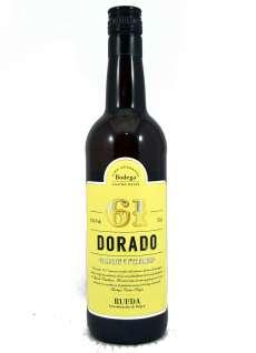 Vino blanco 61 Dorado Rueda