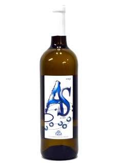Vino blanco As de Mas