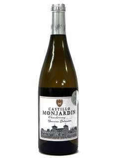 Vino blanco Castillo Monjardín Chardonnay Fermentado en Barrica