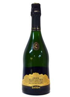 Vino blanco Codorníu Gran Plus Ultra Chardonnay