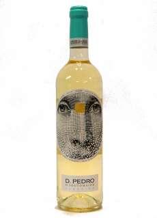 Vino blanco Pedro de Soutomaior