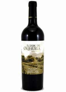 Vino tinto Altos de Orihuela  Premium
