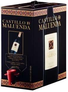 Vino tinto Castillo de maluenda BIB 3L G Sy