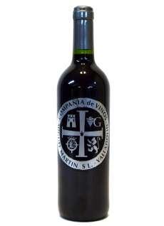 Vino tinto Compañia de Vinos M. Martín Tinto  - 12 Uds.