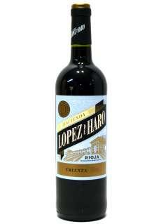 Vino tinto Hacienda López de Haro