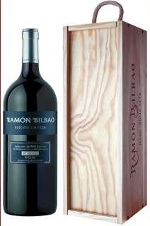 Vino tinto Ramón Bilbao Edición Limitada (Magnum)
