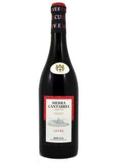 Vino tinto Sierra Cantabria Cuvee Especial